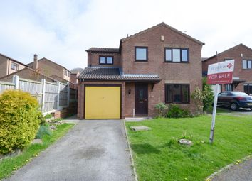 Thumbnail 4 bed detached house for sale in Fulford Close, Walton, Chesterfield