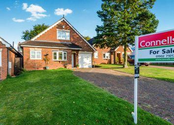 Thumbnail 4 bedroom detached bungalow for sale in Dunsley Grove, Penn, Wolverhampton