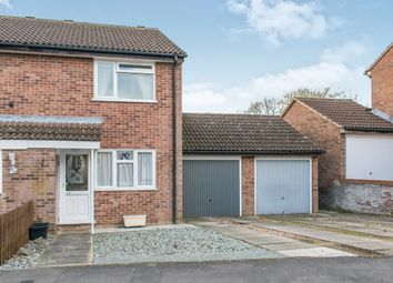 Thumbnail 2 bed end terrace house for sale in Acorn Way, Wigston