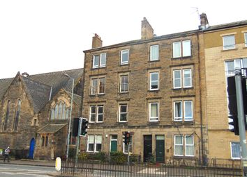 Thumbnail 3 bed flat to rent in Easter Road, Leith, Edinburgh