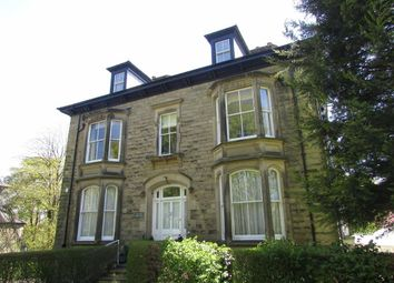 Thumbnail 4 bedroom flat for sale in Park Road, Buxton, Derbyshire