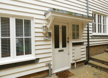 Thumbnail 3 bed terraced house to rent in Whitepost, Whitstable