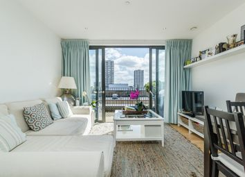 Thumbnail 1 bed flat for sale in Cobalt Place, London, London