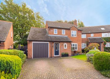 Thumbnail 3 bed detached house for sale in Scorers Close, Shirley, Solihull