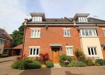 Thumbnail 4 bed mews house for sale in Forest Road, Branksome Park, Poole