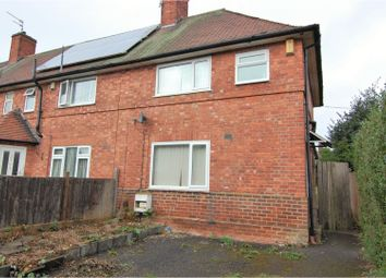 Thumbnail 3 bed end terrace house for sale in Seaton Crescent, Aspley