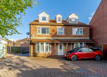 Thumbnail 3 bed flat for sale in Millfield Court, Millfield Lane, York, North Yorkshire