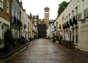 Thumbnail 4 bed mews house for sale in Ennismore Mews, Knightsbridge