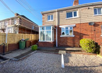 Thumbnail Semi-detached house for sale in Attlee Grove, Ryhope, Sunderland
