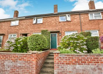 Thumbnail 4 bed terraced house for sale in Lovelace Road, Norwich