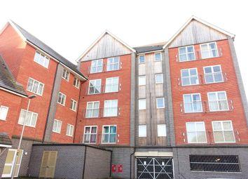 Thumbnail 2 bed flat to rent in Millward Drive, Fenny Stratford, Milton Keynes