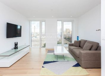 Thumbnail 1 bed flat to rent in Vaughan Way, Wapping