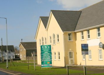 Thumbnail 1 bedroom flat to rent in Gower Coast Apartments, Station Road, Penclawdd, Swansea