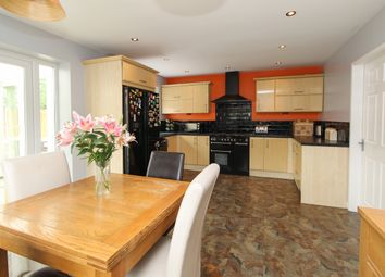 Thumbnail 4 bed detached house for sale in The Bungalows, Off Sheffield Road, Killamarsh