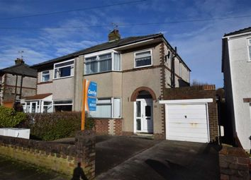 Thumbnail 3 bed semi-detached house for sale in Norland Avenue, Barrow-In-Furness, Cumbria
