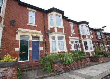 Thumbnail 2 bedroom flat to rent in Audley Road, South Gosforth, Newcastle Upon Tyne
