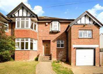 Thumbnail 5 bed semi-detached house for sale in Valley Drive, Brighton, East Sussex