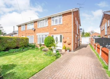 Thumbnail 3 bed semi-detached house for sale in Carrick Drive, Whitby, Ellesmere Port