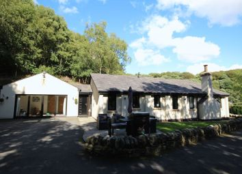 Thumbnail 3 bed detached bungalow for sale in Gelder Clough Cottage, Ashworth Valley, Heywood