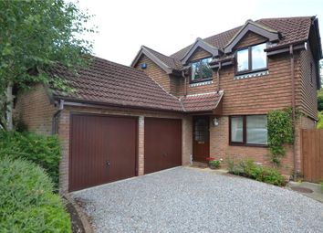 Thumbnail 4 bed detached house for sale in Russetts Drive, Fleet, Hampshire