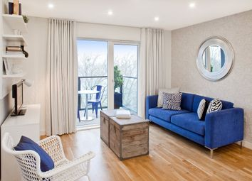 "Thumbnail 1 bed flat for sale in ""1Bed Apartment"" at Hauxton Road, Trumpington, Cambridge"