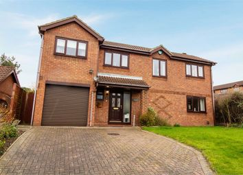 Thumbnail 4 bed detached house for sale in Middlesmoor, Wilnecote, Tamworth, Staffordshire