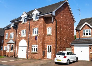 Thumbnail 4 bed town house to rent in Haydn Jones Drive, Stapeley, Nantwich