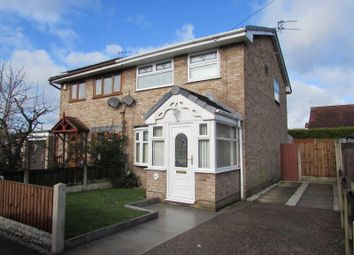 Thumbnail 3 bed semi-detached house to rent in Taylor Road, Haydock, St Helens