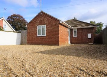 Thumbnail 2 bed detached bungalow for sale in Cauldwell Hall Road, Ipswich