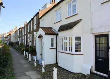 Thumbnail 3 bed terraced house to rent in Water Row, Cawood, Cawood, North Yorkshire