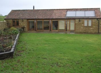 Thumbnail 3 bed barn conversion to rent in Studley Lane, Wanstrow, Shepton Mallet