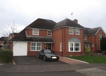Thumbnail 4 bed detached house for sale in Redwing Close, Gateford, Worksop