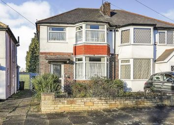 Thumbnail 3 bed semi-detached house for sale in Fairholme Road, Hodge Hill, Birmingham, West Midlands