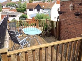 Thumbnail 4 bed maisonette to rent in High Street, Budleigh Salterton