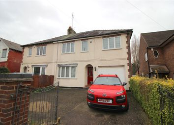 3 bed semi-detached house for sale in Chaddesden Park Road, Chaddesden, Derby DE21