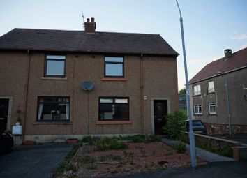 Thumbnail 2 bed end terrace house for sale in High Street, Newmilns