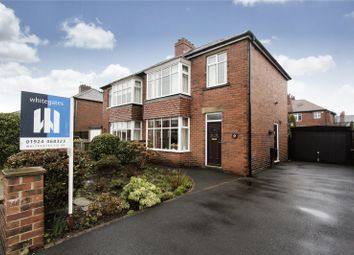 Thumbnail 3 bed semi-detached house for sale in Derwent Road, Dewsbury, West Yorkshire