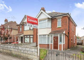 Thumbnail 3 bed semi-detached house for sale in King Georges Avenue, Southampton