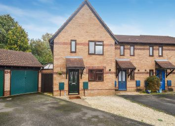 Thumbnail 3 bed end terrace house for sale in Tamarisk Gardens, Bicester
