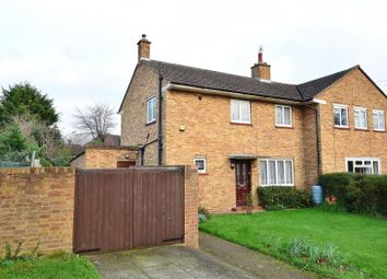 Thumbnail 3 bed semi-detached house for sale in The Thicket, West Drayton, Middlesex