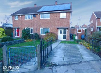 Thumbnail 3 bed semi-detached house for sale in Mount Pleasant Avenue, Llanrumney, Cardiff, South Glamorgan