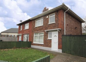 3 bed semi-detached house to rent in Burnholme Avenue, Middlesbrough TS3