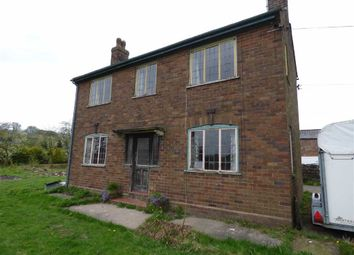 Thumbnail 3 bed property for sale in Rushton Spencer, Macclesfield