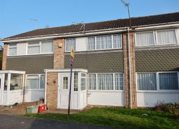 Thumbnail 3 bed terraced house for sale in Homerton Close, Clacton-On-Sea