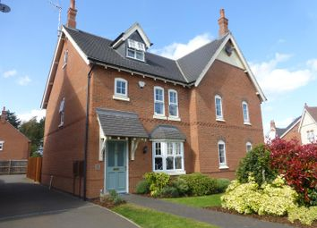 Thumbnail 3 bed semi-detached house for sale in Murrayfield Avenue, Greylees, Sleaford