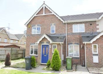 Thumbnail 3 bed semi-detached house to rent in Keel Close, Barking