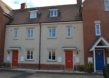 Thumbnail 4 bed terraced house to rent in Orchard Dene Drive, Padworth, Reading
