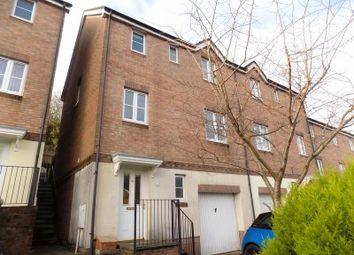 Thumbnail 4 bed town house for sale in Under The Meio, Abertridwr, Caerphilly