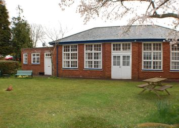 Thumbnail 3 bed semi-detached bungalow for sale in The Lodge, Western Road, Crediton, Devon
