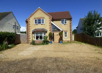 Thumbnail 4 bed detached house to rent in Mere Road, Finmere, Buckingham